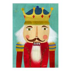 holiday, melani mikecz, art lesson, illustrations, christma nutcrack, nutcrackers, nutcrack king, print, art projects