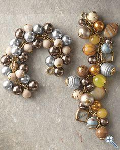 Lenora Dame Mixed-Bauble Bracelet