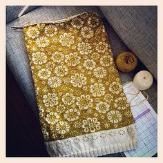 Knitting   flower pattern $ (on Ravelry)