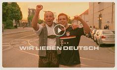 Wir lieben Deutsch - Free German teacher resources.