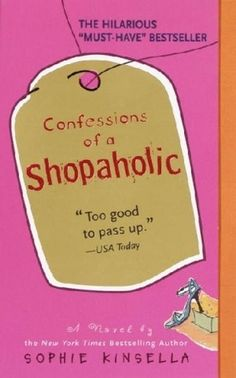 Confessions of a Shopaholic   WAY better than the movie!