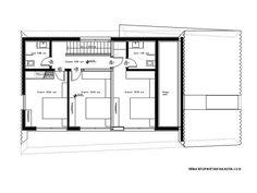 Triangular House by STARH Stanislavov Architects