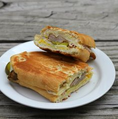 Words Of Deliciousness: Cuban Sandwich