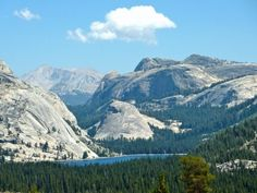 The Sierra Nevada's- right in our Backyard!