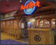Hard Rock Cafe - Lake Tahoe California