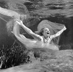 bruce mozert, under sea
