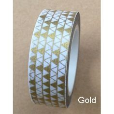 Washi Tape - Gold
