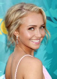 hayden panettiere, hair colors, girl crushes, blondes, natural makeup looks
