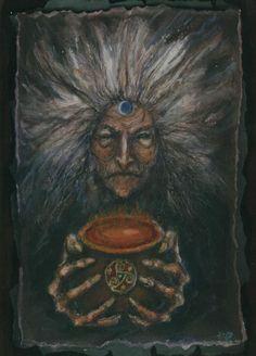 mystical sacred feminine | Goddesses & Other Mystic Beings | Northwest Visions Studio–Art by ...