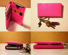 Duct Tape iphone Case/ Wallet / keychain  by ~j9w00 on deviantART