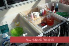 Magic Potion Party @ New Horizons Preschool