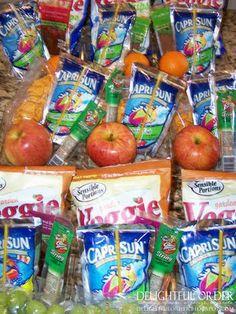 School Lunch organization!