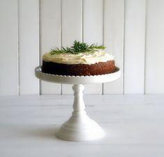 Lemon & Rosemary cake