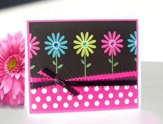 Mothers Day Cards Handmade | Handmade Mother's Day Card Love Blossoms Free by TheHumbleShop handmade mothers day cards, handmade cards mothers day, polka dots, mother days cards, cricut mothers day cards, paper goods, cards handmade mothers day, blossom, flower