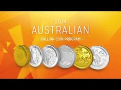 The Perth Mints 2014 coins.