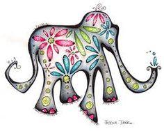 elephant tattoo designs - Google Search