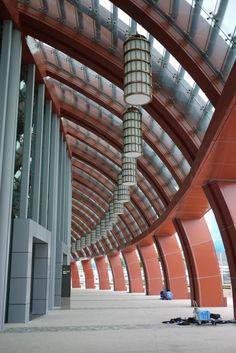 Maritime Xperiential Museum / Michael Graves