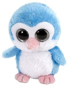 Ice Berry Penguin: Li'l Sweet & Sassy - Starry Eyes (5-inch) at theBIGzoo.com, an animal-themed superstore.