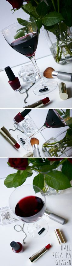 Dymo glass marker/ Kreativ inredning - inspirerande inredningsblogg
