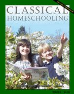 Classical Homeschooling magazine free to read online