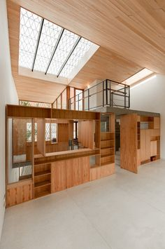 #architecture : Scout House / BAAG