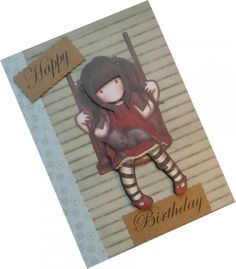 Birthday Card - this is a pretty cool birthday card!