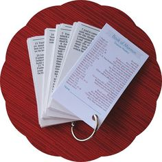 Free printable scripture mastery cards for seminary with the new Book of Mormon scripture mastery verses  #mormon #seminary