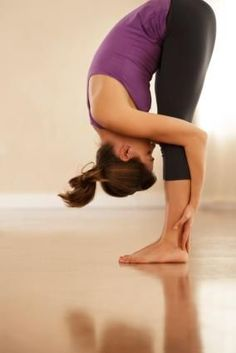 Yoga Poses for Sinus Pressure - cold season is just around the corner... will be interesting to try these out