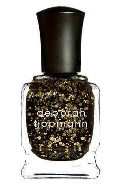 Deborah Lippmann Cleopatra in New York.  We got our nails done at work so I tried this and I'm in love