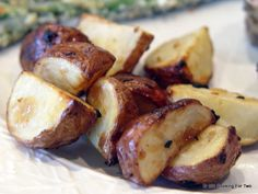 101 Cooking For Two - roasted red potatoes