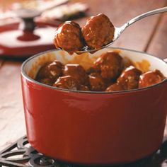Sweet and Tangy Meatballs Recipe