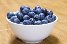 Blueberries. Photo Credit: FromSandToGlass. Courtesy of CreativeCommons.org