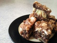 rocky road squares ... need i say more?