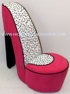 Rooms To Go High Heel Chair
