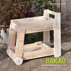 Bakau garden cart - Rifuse