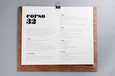 Corso 32