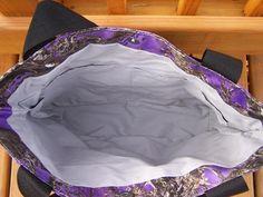 The Rustic Shop - Purple True Timber Camo Tote Bag, $34.99