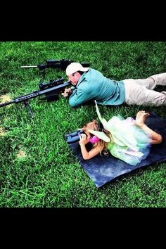 Daddy/daughter...this is just too cute :)