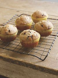 Banana, Chocolate Chip and Macadamia Muffins