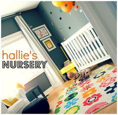 Project Nursery - Hallie's Nursery Reveal 013