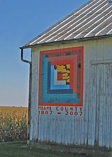 Miami County, OH ~ Quilt Barn