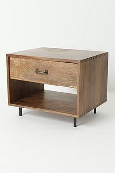 baths, greenport nightstand, at home, wood furniture, anthropologie, bedside tables, drawers, night stand, home furniture