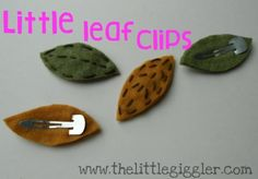 Little Leaf Clips