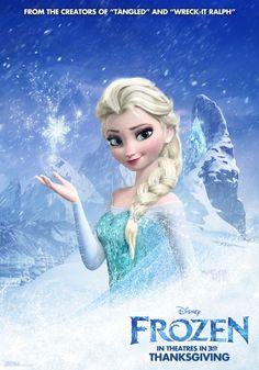 Disney Frozen Movie Review