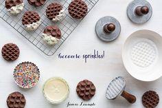 Sprinkle cookies | Janice Lawandi @ kitchen heals soul