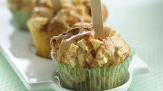 Caramel Apple Biscuit Pops~~~~I'll take the sticks away.  Sounds delish!