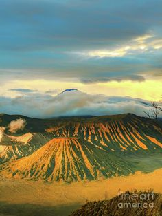 Bromo Tengger Semeru national park