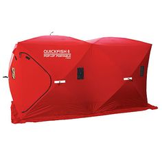 Eskimo Quickfish 6 Ice Fishing Shelter - Gander Mountain