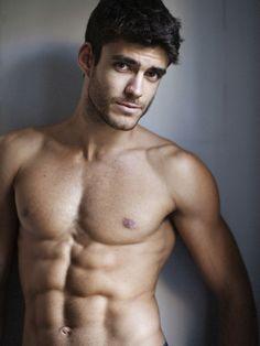 omnomnomen:    Caio Cesar. brazil, artists, eye candi, model, caio cesar, male hot, beauti, men, boy club