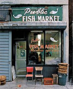Public Fish Market.